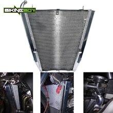 BIKINGBOY радиатор охлаждения двигателя для HONDA CBR1000RR CBR 1000 RR Fireblade 2004 2005 04 05 алюминиевый сердечник RR4 RR5 кулер для воды