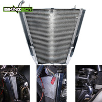 BIKINGBOY Engine Cooling Radiator for HONDA CBR1000RR CBR 1000 RR Fireblade 2004 2005 04 05 Aluminium Core RR4 RR5 Water Cooler