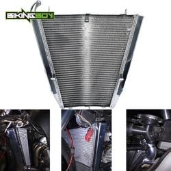 BIKINGBOY Motor Cooling Radiator voor HONDA CBR1000RR CBR 1000 RR Fireblade 2004 2005 04 05 Aluminium Core RR4 RR5 Water koeler