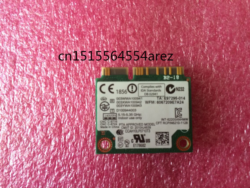 New 300M dual-band Dual Band Wireless-AC Wlan Wifi Card Networks Card for laptop ThinkPad X220 X230 X220T X230T T430 60Y3253 new for ibm for lenovo for thinkpad x220t x220 x230t tablet lcd cable fru p n 04w1775 free shipping