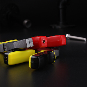 Image 3 - 2018 New Compact Jet Butane Lighter Creative Vise Lighter Inflated Bar NO GAS