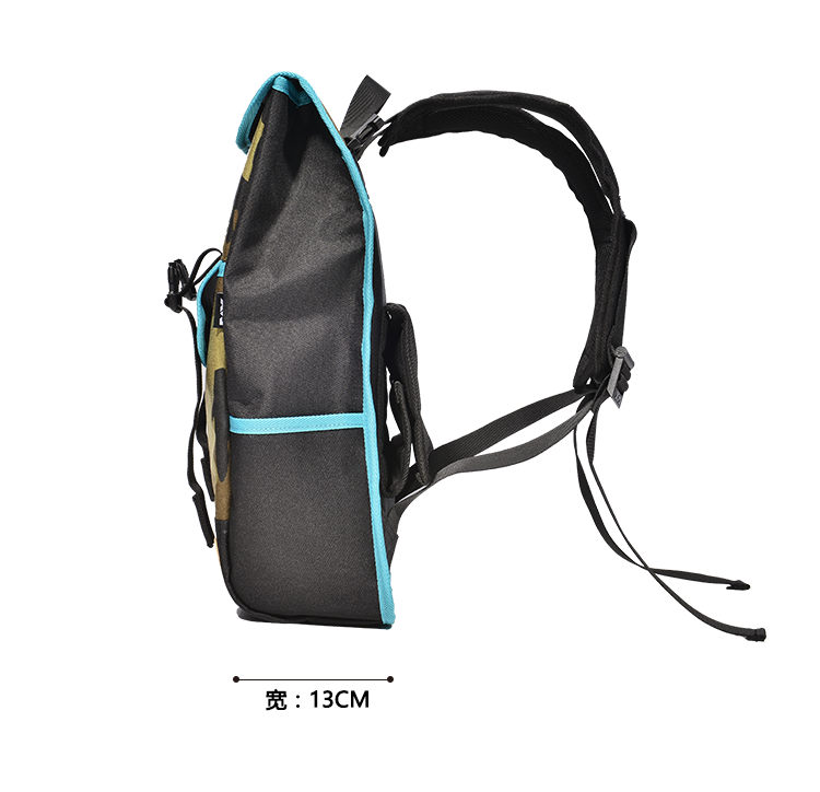 Image 5 - MACKAR Shoulder Skateboard Backpacks 1000D Nylon Small Longboard Bags Men Black/camouflage Street Outdoors Packsacks-in Skate Board from Sports & Entertainment