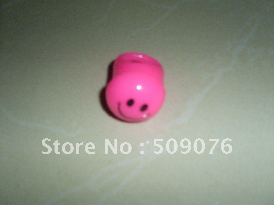 1152 шт/партия Улыбка флэш палец кольцо светодиодные индикаторы кольцо светящиеся игрушки для концерта/бара/события вечерние принадлежности