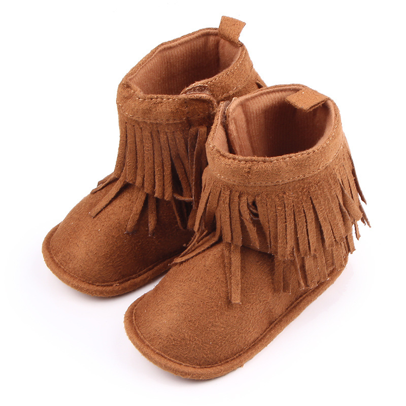 Online Get Cheap Toddler Girl Fringe Boots -Aliexpress.com ...