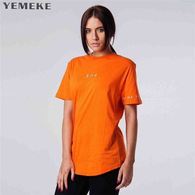 8f8703f97 High Quality Black white orange Plain T Shirt Women Cotton Elastic Basic T-shirts  Female Casual Tops Short Sleeve T-shirt Women