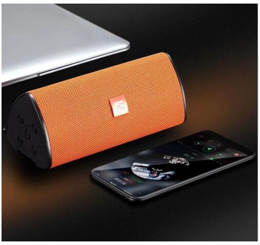 Image 3 - Bluetooth speaker built in stereo Rock 10W portable wireless Bluetooth speaker compatible with TF AUX card-in Portable Speakers from Consumer Electronics