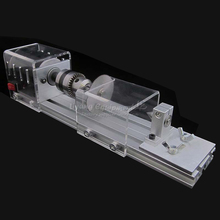 Micro beads machine wooden beads DIY small MINI Lathe C00109