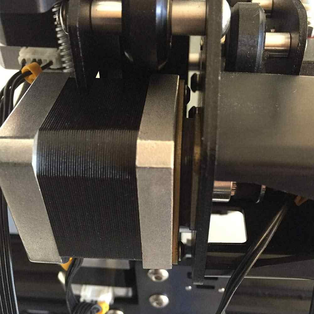 17 шаговый двигатель стальные резиновые вибрационные амортизаторы M3 винт для Ender 3 Creality CR-10 CR-10S 3d принтер ЧПУ машины все Nema 17