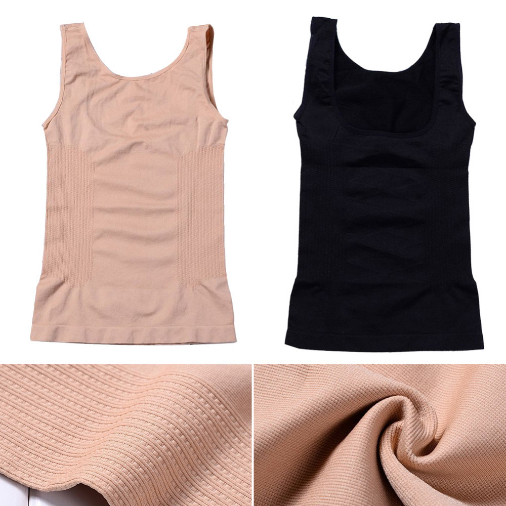Hot Seamless Postpartum Body Shaper Tummy Trimmer Shapewear Thin Postnatal Recovery Tank Top ( OPP bag packing )