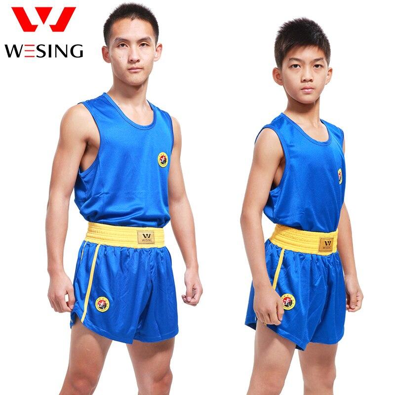 Wesing arte marcial մեծահասակների sanshou - Սպորտային հագուստ և աքսեսուարներ - Լուսանկար 2