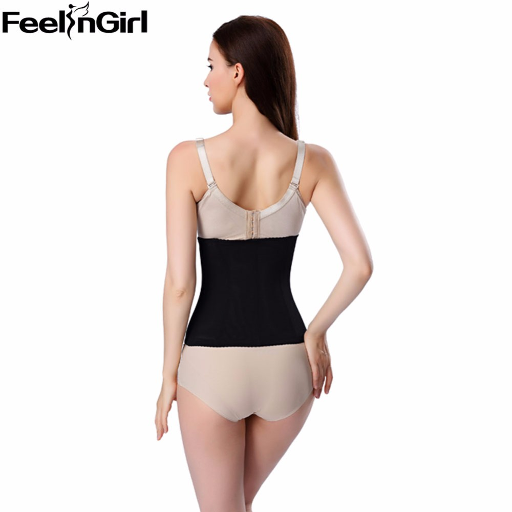 Waist Cinchers Waist Trainer Hot Shapers Waist Trainer Corset Slimming Belt Shaper Body Shaper Slimming Modeling Strap Belt 2019 Dropshipping Spare No Cost At Any Cost Underwear & Sleepwears