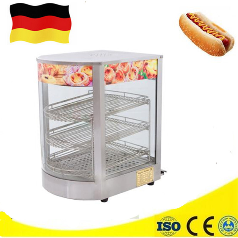 Hot Sale Commercial Mul-function Display Cabinet Using for Egg Tart Bread Cake Display Counter Showcase 6 4 4m bounce house combo pool and slide used commercial bounce houses for sale
