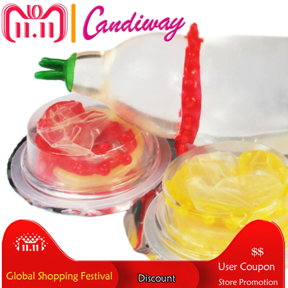 11.11 10pack Attractive Condoms Sex Adult Sensitive Orgasm Dotted Ribbed Stimulate Vaginal Ultra Thin Condoms Sex Toys for men durex 32 pcs lot adult sex products condom boxes feel thin extra lube natural latex condoms for men sex toys tool kondoms