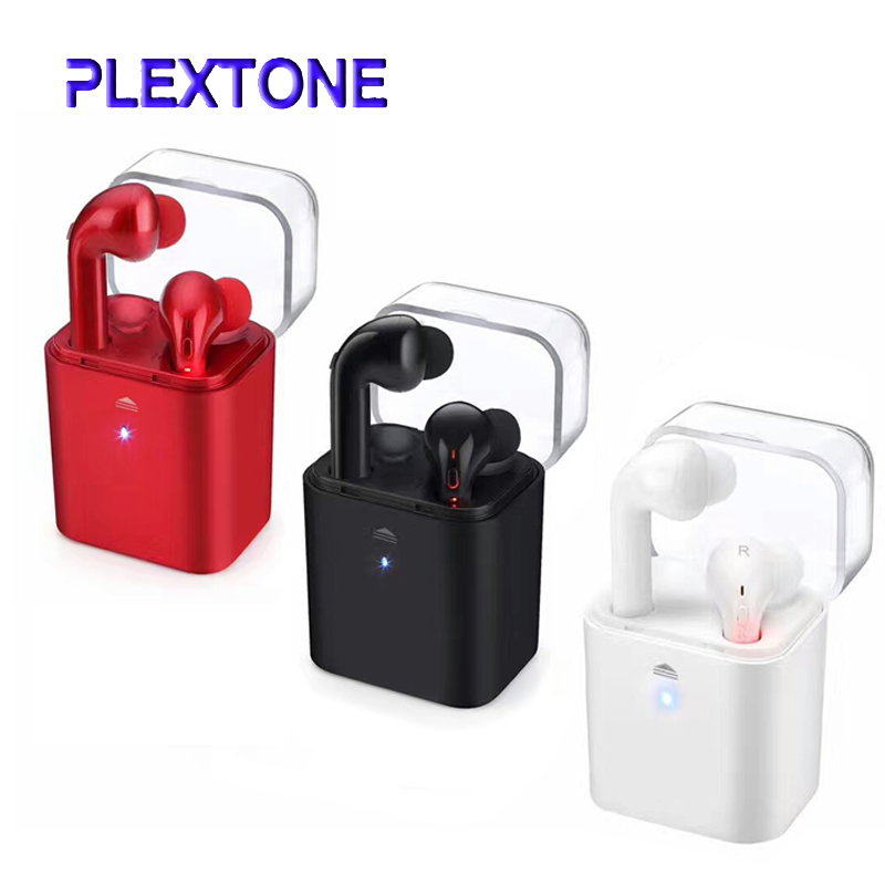 For Apple Airpods iPhone 6 7 8 6S 6S Puls Wireless Bluetooth 4.1 Earphone Stereo Headset Original TWS GF7