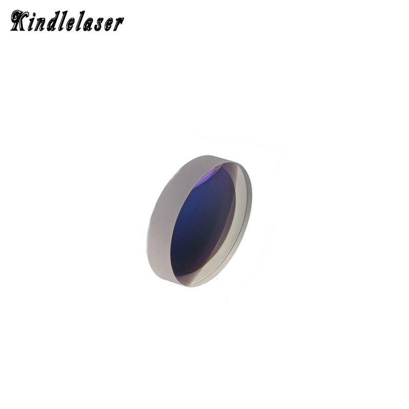 1064nm Raytools Quartz fondu Fiber de silice Laser focalisation et collimation diamètre de lentille 25.4mm 28mm 38.1mm 42mm