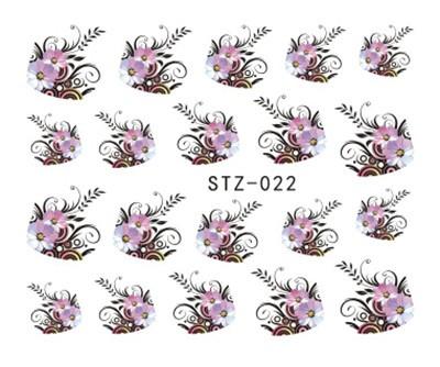 Наклейки для ногтей 1 bestz001/031