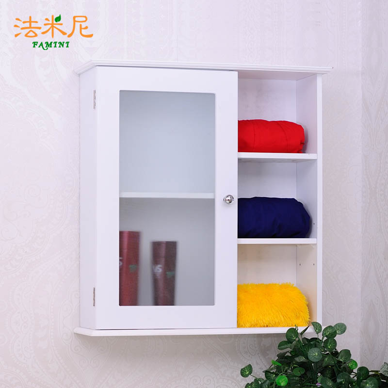 Bathroom Wall Cabinet Closet A Three Grid Hanging Storage Cabinets On Aliexpress Alibaba Group