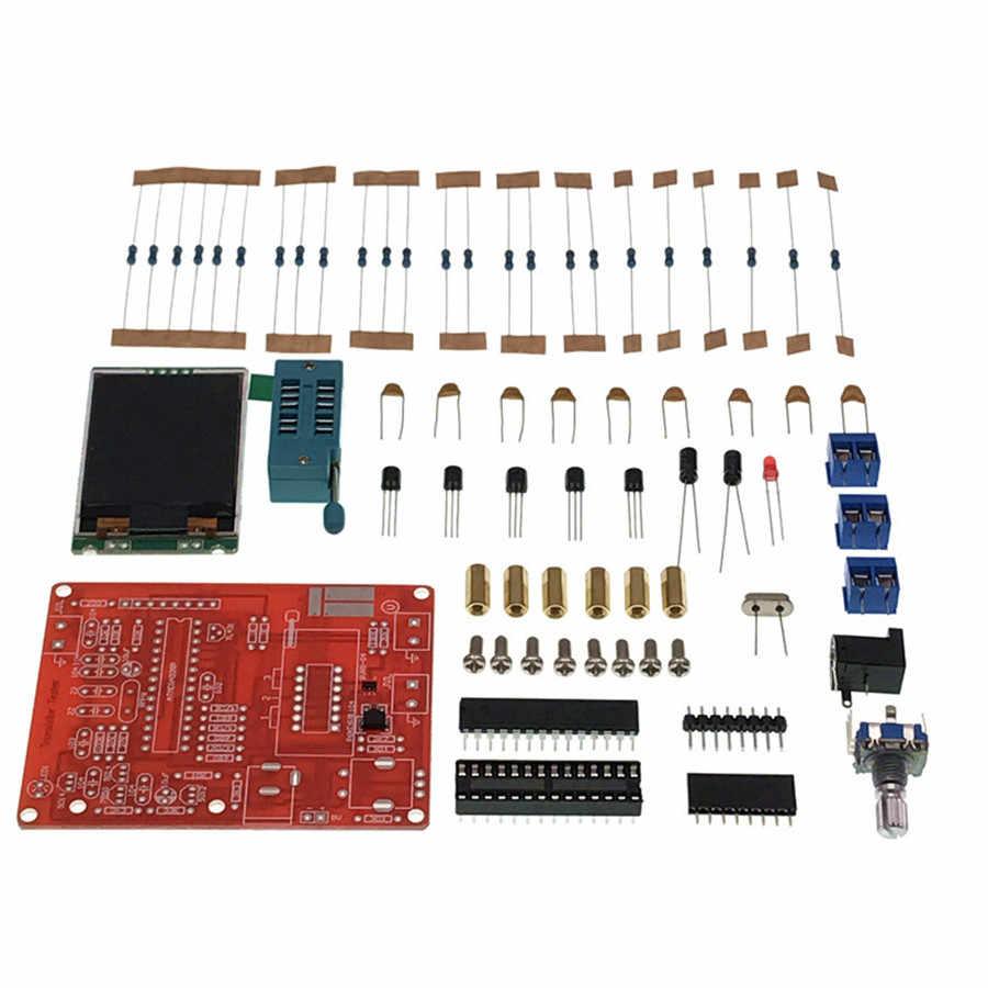 Pwm方形波発生器ダイオードlcr esr計gm328トランジスタテスター