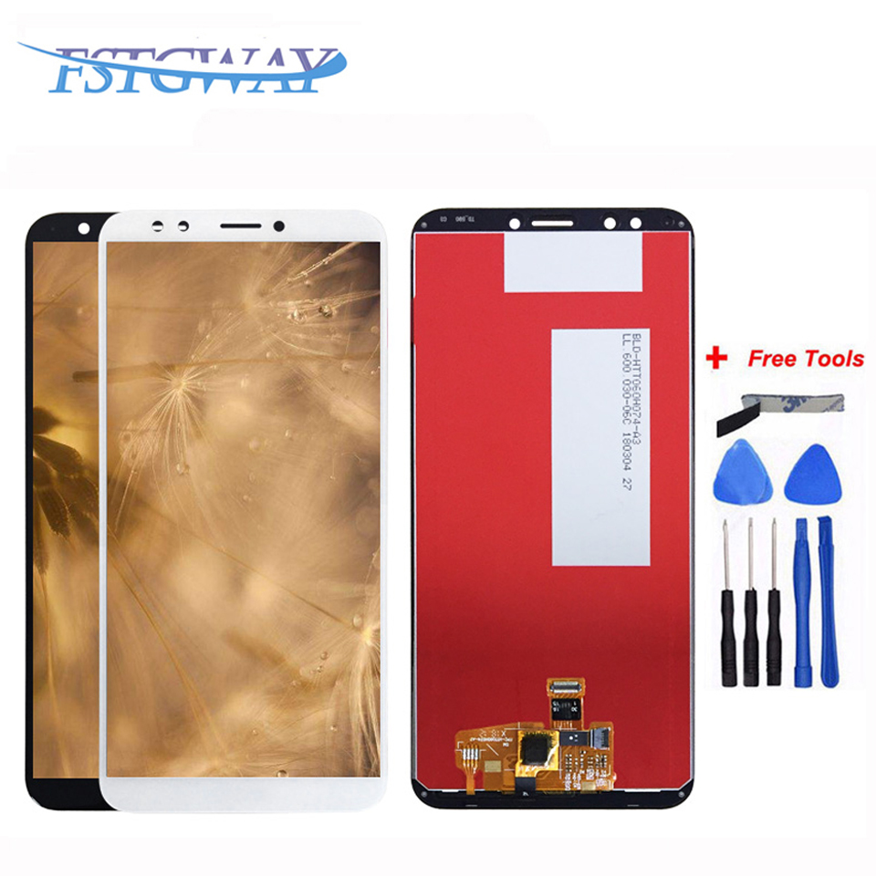 US $23 03 6% OFF|FSTGWAY For Huawei Y7 Prime 2018 LDN TL10 LDN L21 LCD  Display +Touch Screen Digitizer Assembly Replacement+Free Tools-in Mobile  Phone