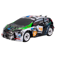 Wltoys K989 rc car 1:28 four wheel drive off road vehicle 2.4G remote control alloy chassis high speed toy speed 30km