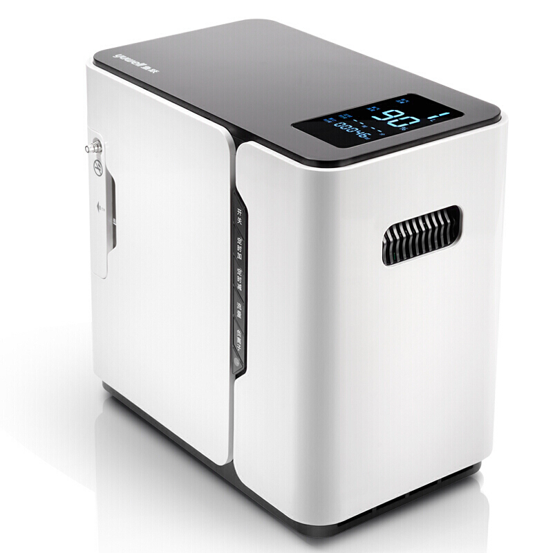 yuwell Home Oxygen Generator Health Care Oxygen Concentrator Oxygenation Making Machine  Air Purifier Water Ozonizers YU300 the fresh air machine water purifier air purifying machine factory direct sales home appliancessingapore hot