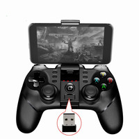 PG 9076 Wireless Bluetooth Gamepad 2.4G Game Controller For Android Smart Phone For TV Box Joystick For Xiaomi For Huawei