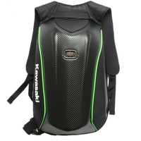 High Quality!Moto Bags For Kawasaki Carbon Fiber Large Capacity Backpack Shoulder Bags Motocross Backpacks