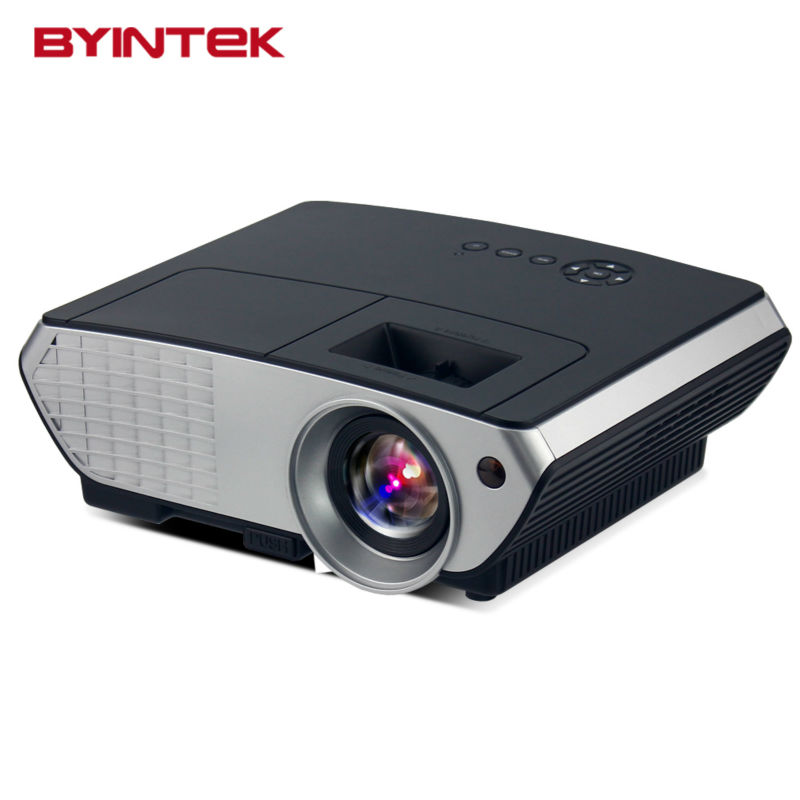 BYINTEK BL126 HDMI USB LCD LED Android WIFI Home Theater Video Portable Projector HD 1080P Proyector