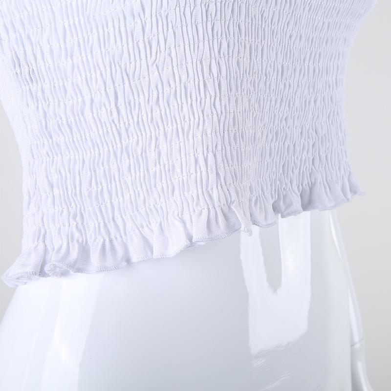 HTB14bKOQpXXXXbgXFXXq6xXFXXXT - Off Shoulder White Crop Top PTC 26