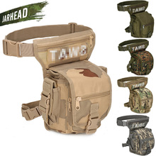 Army Combat Travel Utility Talje Bag, Leg Holster, Money Belt, Den udendørs fritid taktiske pakke, Mænds lommer
