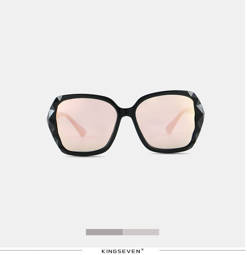 KINGSEVEN Sunglasses Women Gradient Polarized Diamond Frame Sun Glasses For Driving Luxury Lady Shades Eyewear Accessories 7538 13