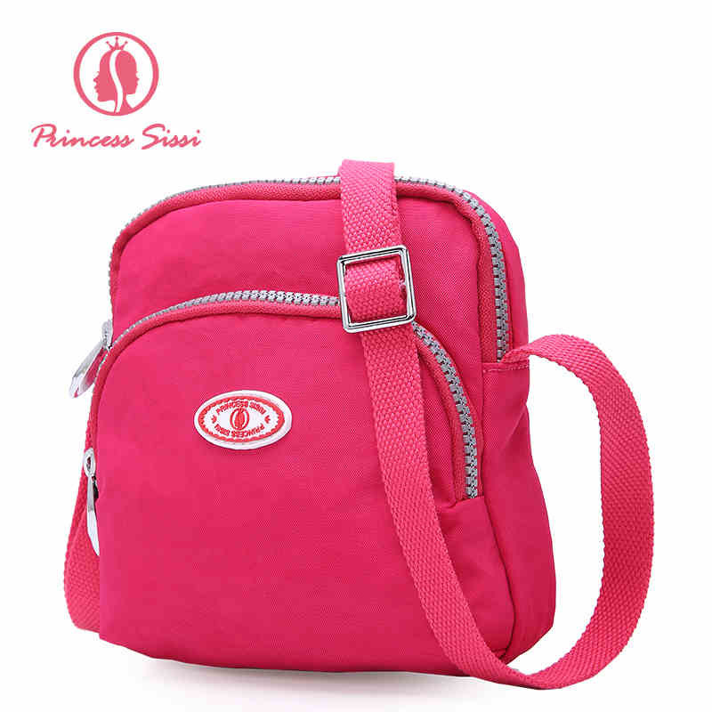 3511a53cbfd19 Princess Sissi New Soft Small Crossbody Bags For Women Messenger Bags  Famous Brand Fashion Mini Single Shoulder Bags For Girls-in Crossbody Bags  from ...