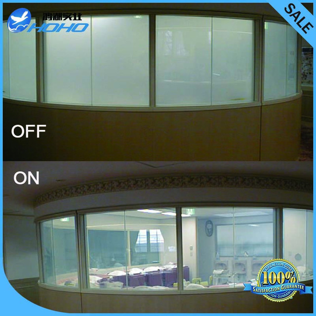 2pcs 1 3x1 32m Switchable Glass Film Smart Film Smart