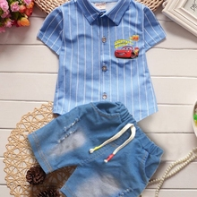 Hot sale 2019 Summer style Children clothing sets Baby girls shirts+shorts pants sports suit kids clothes toddler boy clothes sale toddler girls clothing set 2018 autumn new fashion sports suit outfits baby girls clothes lace white blouses shirts pants