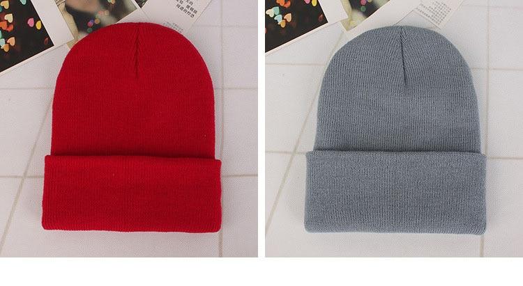 Winter Knit Beanies 11