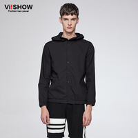 VIISHOW New Men Shirt Cotton Shirts Long Sleeves Mans Blouse Autumn Male Clothing Hot Sale Casual