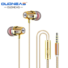 Latest Fragrance In-Ear Earphones Style Headset Crystal Line Earbuds Bass Stereo ear telephones with Mic For a cell phone MP3 PC