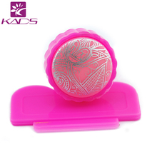 KADS New Style Nail Art Stamping Stamp Tools Scraping stamping set nail polish stamp for nail art DIY Nail Art Decorations