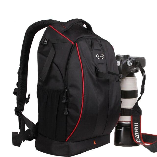 Вода доказательство рюкзак камера мешок для Canon Nikon Sony и т . д . зеркальная камера / кросс-кражи видео чехол