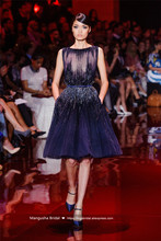 Saab Short Dresses Buy