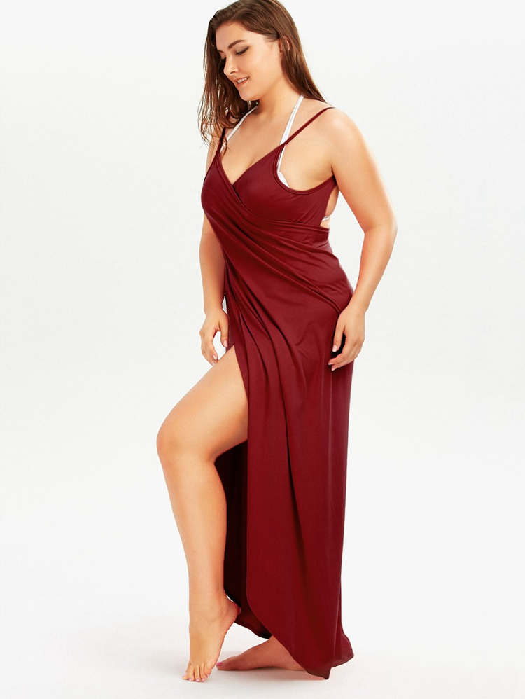 Plus Size Pareo Beach Cover Up Wrap Dress Bikini Swimsuit Bathing Suit Cover Ups Robe De Plage Beach Wear Tunic kaftan Swimwear 29