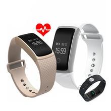 Смарт-браслеты Сенсорный экран A09 Смарт часы браслет артериального давления сердечного ритма Мониторы шагомер Фитнес смарт-браслет