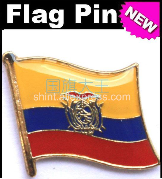 High Quality Lapel Pins Ecuador Flag Pins All Over The World Badge Emblem Country State  Pins In Pins U0026 Badges From Home U0026 Garden On Aliexpress.com | Alibaba Group