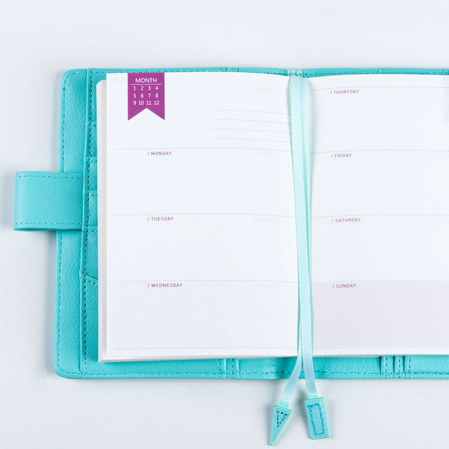 lovedoki filler paper diary monthly weekly yearly plan to do list