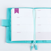 Lovedoki Filler Paper Diary Monthly Weekly Yearly Plan To Do List Cash Book for A5A6 Dokibook Notebook Replace Inner Core Insert