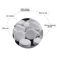 30/50 PCS Multifunctional Effervescent Spray Cleaner Washing Machine Tub Concentrate Home Cleaning Toilet Tablets