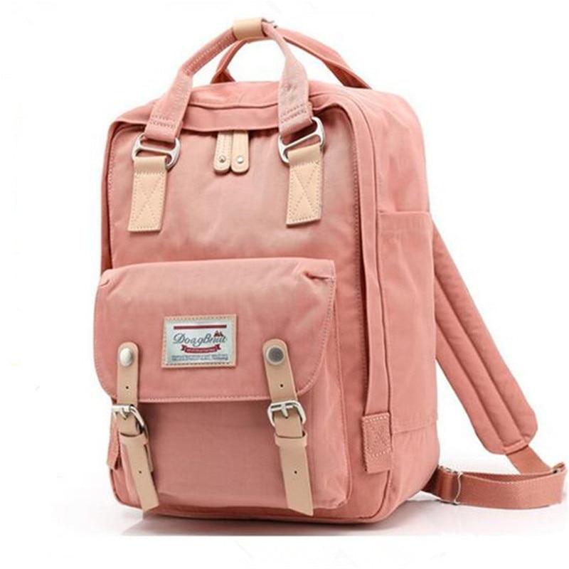 все цены на Brand teenage backpacks for girl Waterproof Kanken Backpack Travel Bag Women Large Capacity School Bags For Girls Mochila