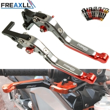 For Ducati 1199 Panigale S Tricolor 2012-2015 CNC Aluminum Moto Motorcycle Brake Clutch Levers Foldable Extendable Adjustable fit for ducati 1199 panigale s tricolor 899 panigale monster 1200 s monster 1200 motorcycle brake clutch levers folding blade