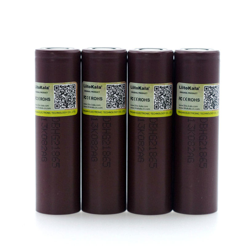 Image 5 - Liitokala 100% New Original HG2 18650 3000mAh battery 18650HG2 3.6V discharge 20A, dedicated For E cigarette Power battery-in Replacement Batteries from Consumer Electronics
