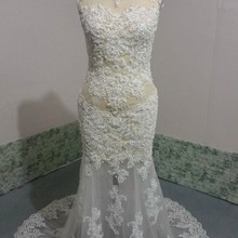 kejiadian Mermaid Wedding dresses Sleeveless